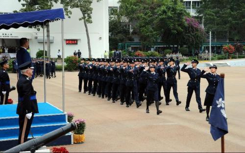 hk cops